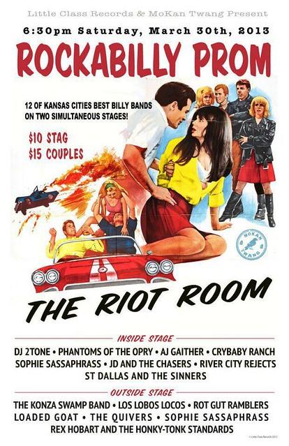 3-30-13 Riot