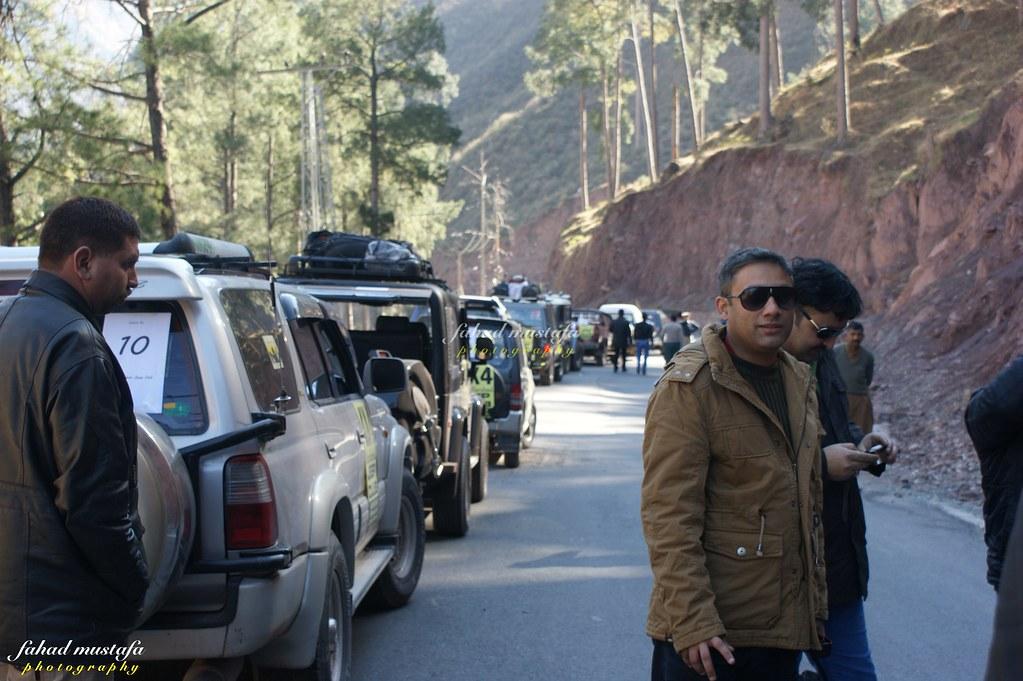 Muzaffarabad Jeep Club Neelum Snow Cross - 8468263965 3f48134fc2 b