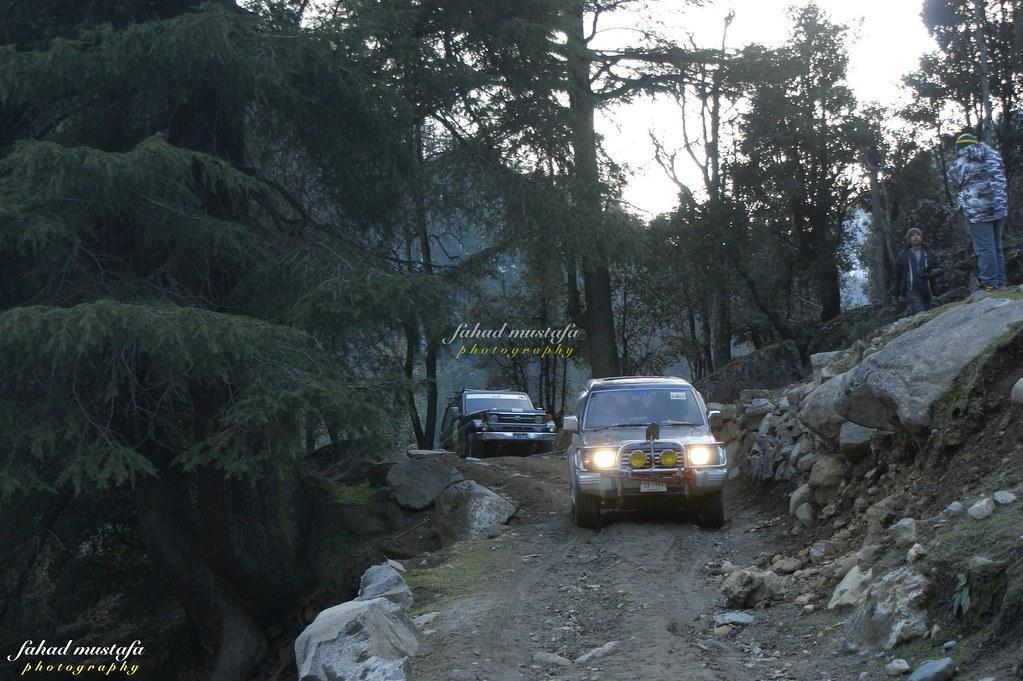 Muzaffarabad Jeep Club Neelum Snow Cross - 8469275956 4ee5354c65 b