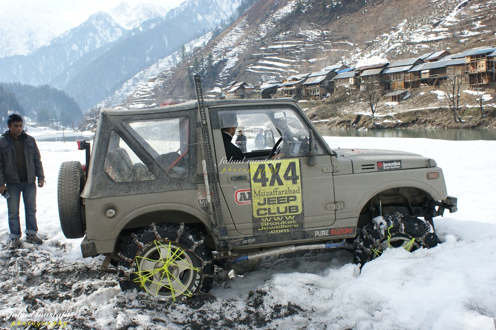 Muzaffarabad Jeep Club Neelum Snow Cross - 8470728309 49c7e35a29 b