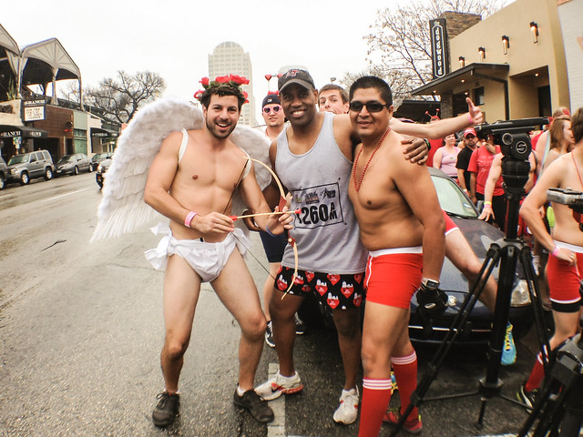 Cupid's Undie Run Austin-22