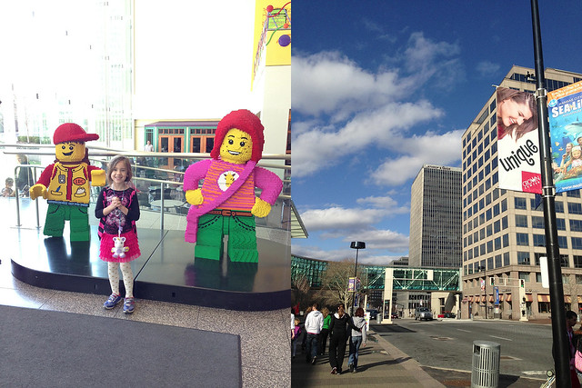 Lego Discovery Center