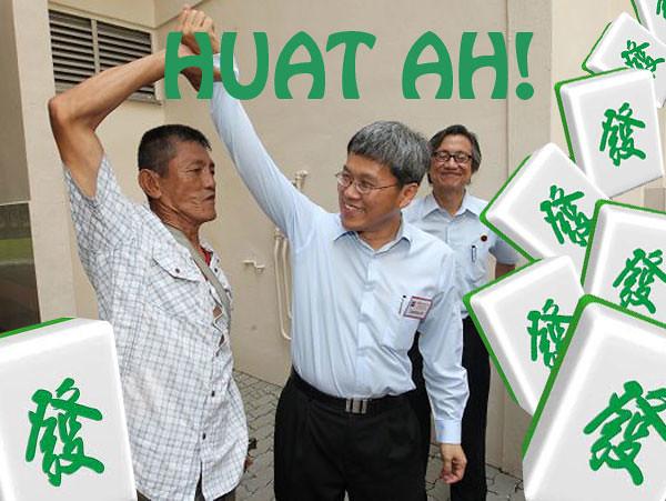 Huat Ah Singapore!