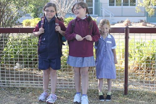 Starting school 2013