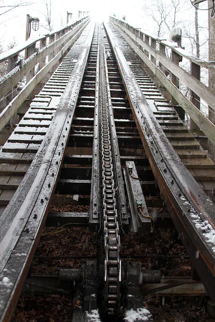 Raven's lift hill