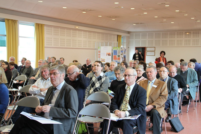 Les animateurs des Comités de Jumelage de l'Oise et les représentants des communes jumelées de l'Oise à SENLIS