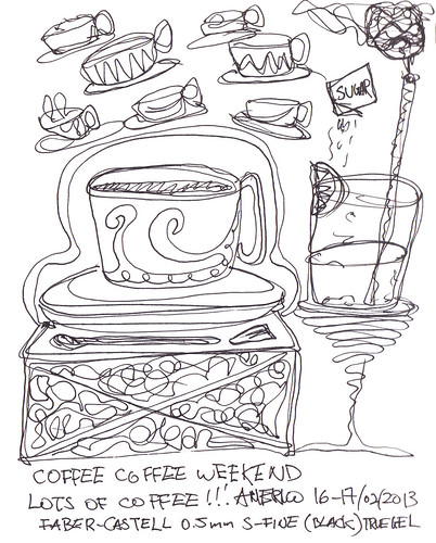Coffee Coffee Weekend by americoneves