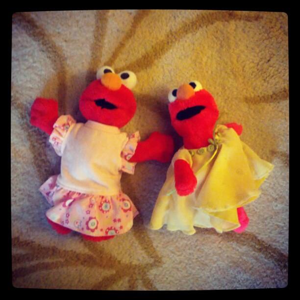 Gay Elmo 114