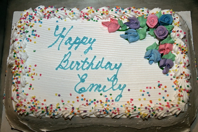 Birthday Cake Images Emily : Emily s 13th Birthday Cake Flickr - Photo Sharing!