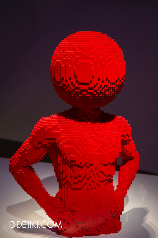 Art of The Brick - Circle