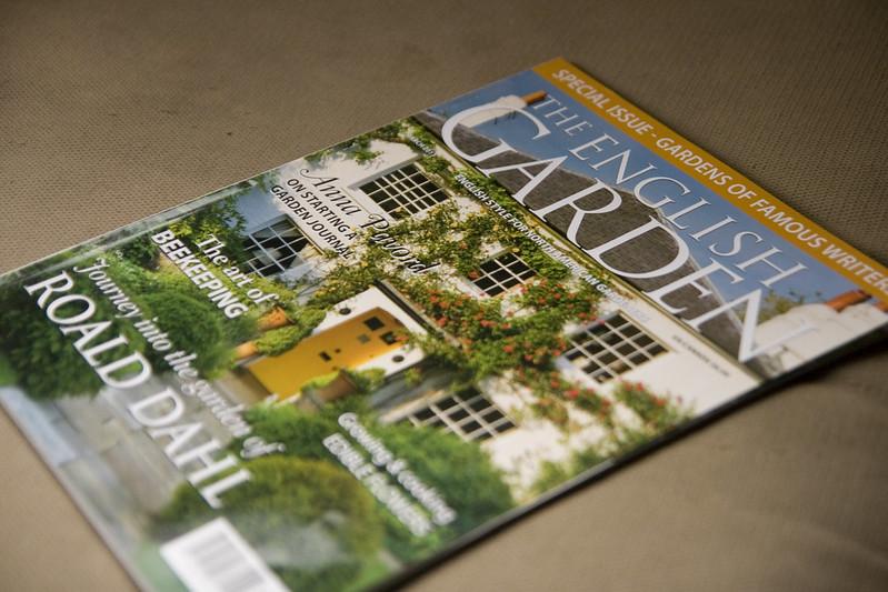 English Garden Cover