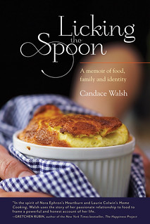 cover of licking the spoon