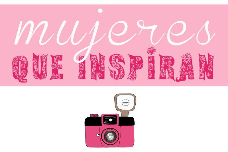 Concurso Fotografico Mujeres que inspiran