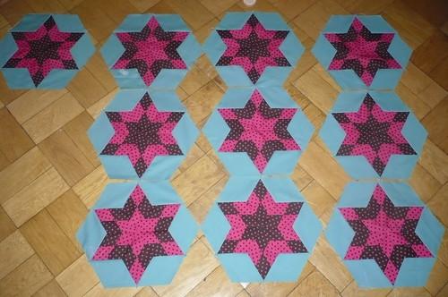 10 diamond stars