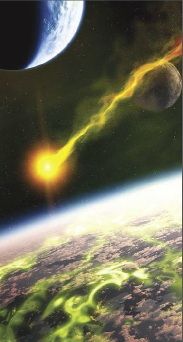 Strange Comet
