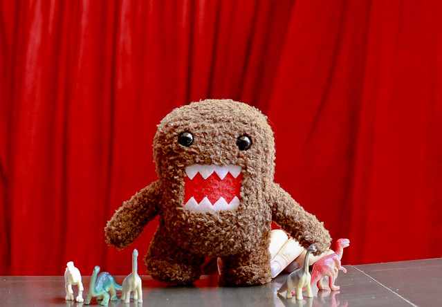 domo & friends the oscars 2013