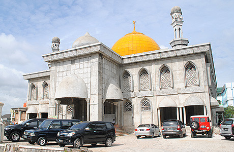 Masjid Raya Senapelan