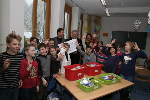 Dreißentalschule Oberkochen | Förderung FCI