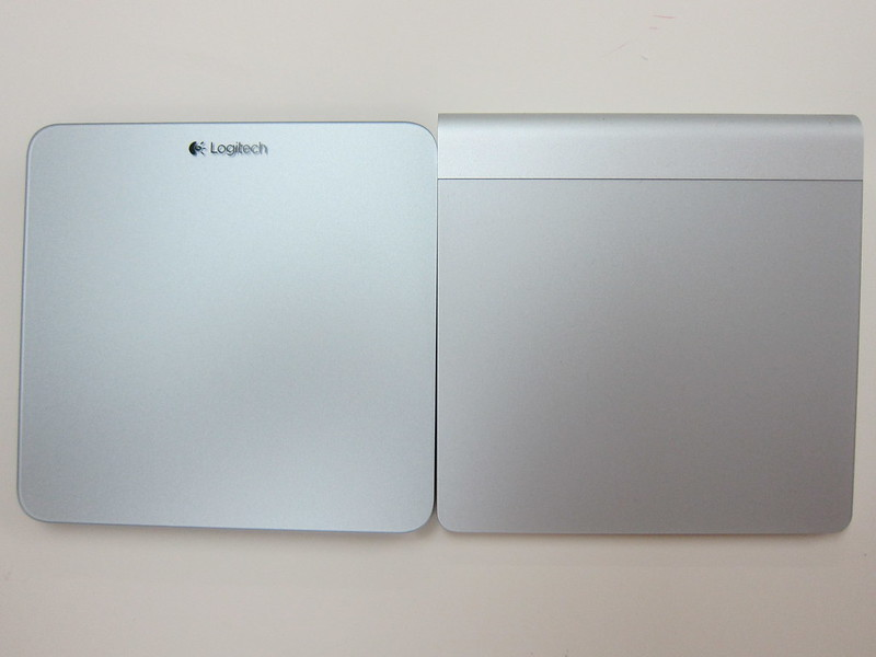 Logitech Rechargeable Trackpad for Mac (T651) -  With Apple Magic Trackpad