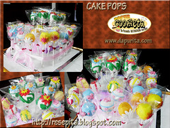 mbak Ari cake pops
