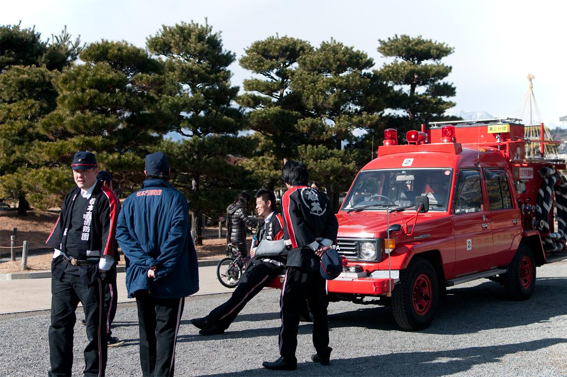 松本市消防団
