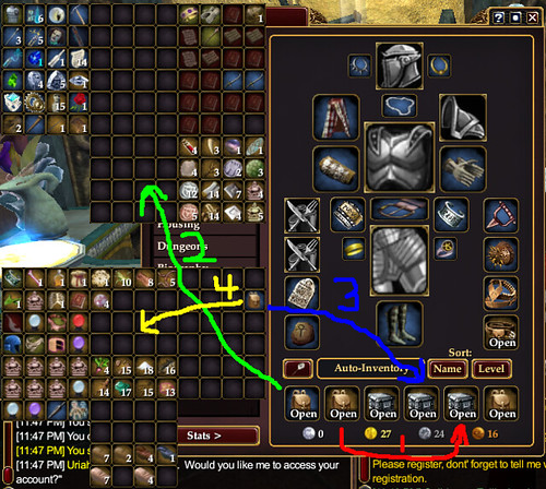 New Inventory Sorting - Help | EverQuest 2 Forums