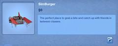 SimBurger