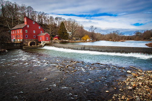 The Red Mill Museum Village (Week 9/52) by T-Bean