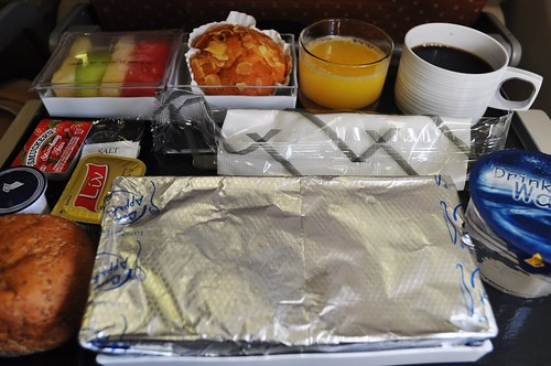 meal on board