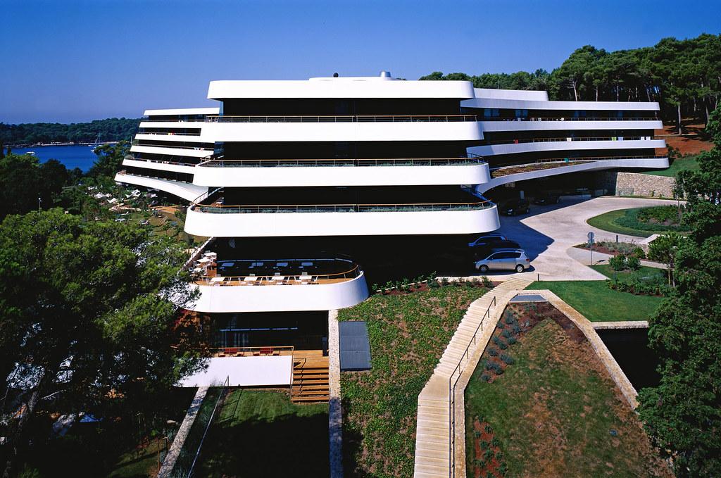 Croatia contemporary architecture skyscrapercity for Design hotel croatia