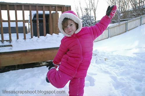 Snow Balance Act