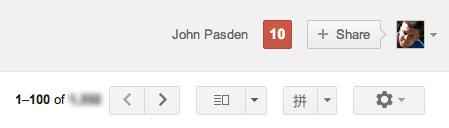 谷歌 IME: 越过 Input in Gmail
