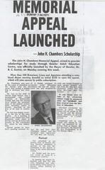 John H Chambers
