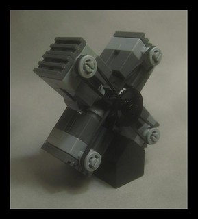 Ralston X-4 Radial