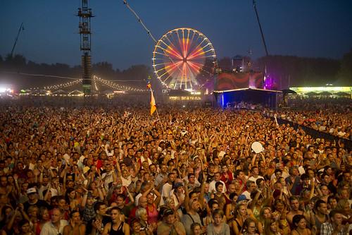 Escono i primi grandi nomi protagonisti del celebre festival ungherese