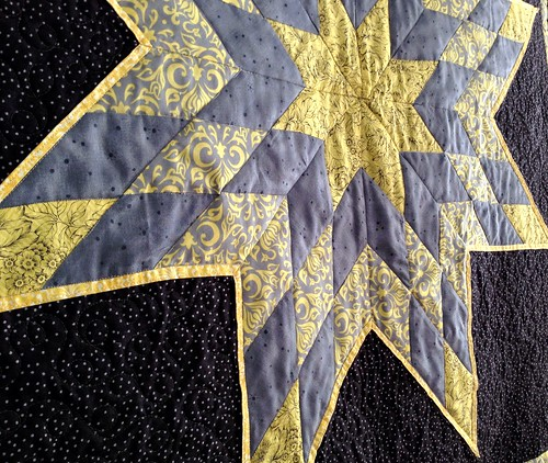 Star Quilt for Isla