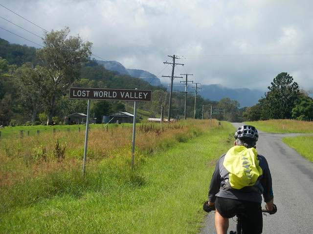 Lost World Valley