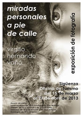 """Exposición en Sigüenza """"Miradas personales a pie de calle"""" by uveñe"""