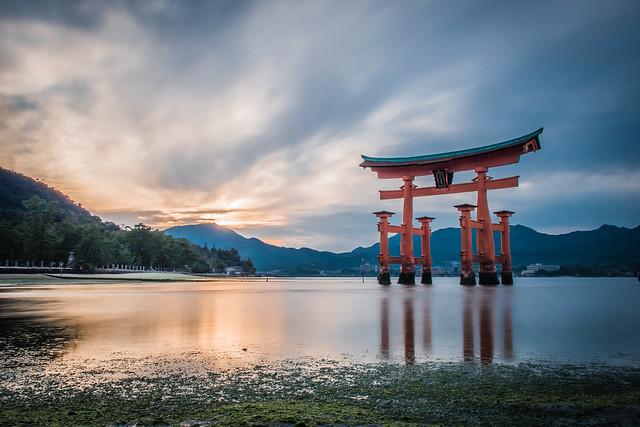 Good Evening Miyajima