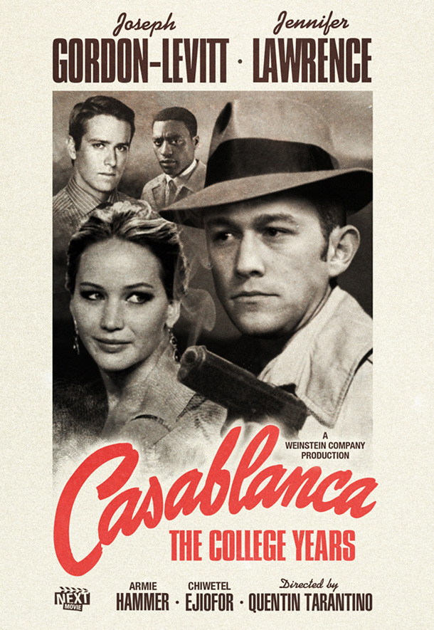 Casablanca: The College Years