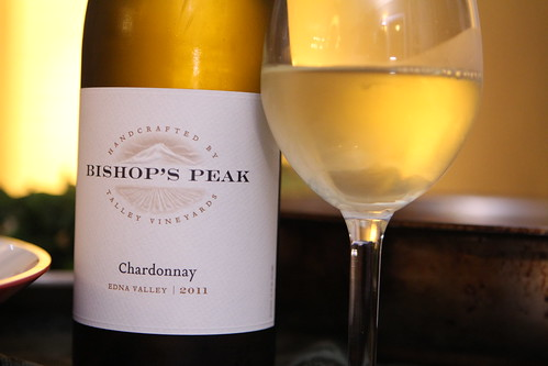 Bishop's Peak Chardonnay (2011)