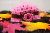 crochet baby girl pink hat
