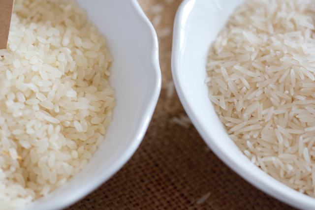 kinds of rice