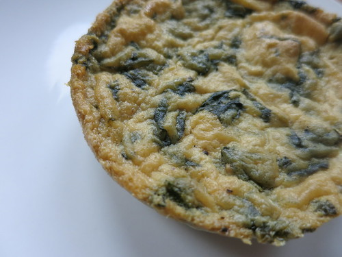 Popeye's Spinach Souffle