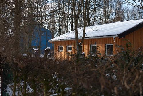Schnecken-Imkerhaus; copyright 2013: Georg Berg