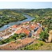 Rio Guadiana, visto do Castelo de Mértola