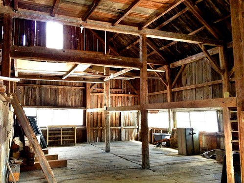 The barn #nh