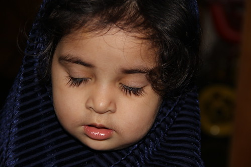 Nerjis Asif Shakir 20 Month Old by firoze shakir photographerno1