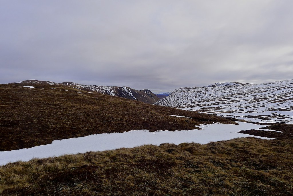 The head of Loch an Daimh