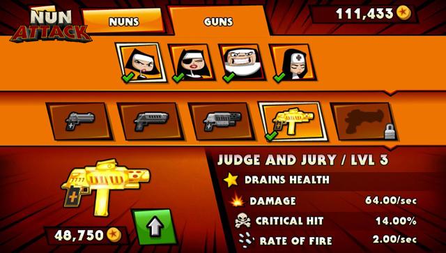Holy Guns! Nun Attack Coming to PS Vita Tomorrow